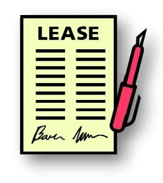 Land law lease essay